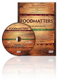DVD「FOODMATTERS」(フードマタース)入荷いたしました